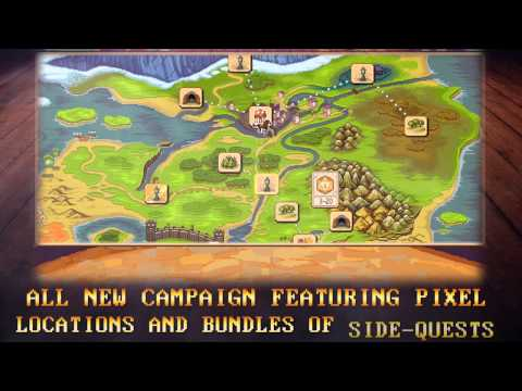Knights of Pen & Paper 2, Pixel RPG, Retro Game - Apps on