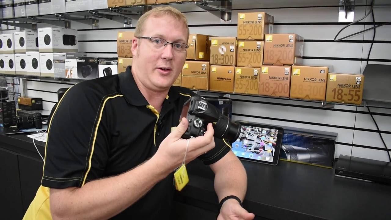 Snap bridge with the Nikon D3400