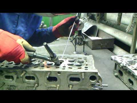 Видео Ремонт головки блока цилиндров