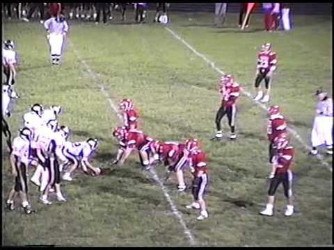 1990 Union MO HIgh School Football - Union vs Owensville