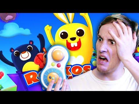 Wir testen die Videospiel-Konsole für Vorschulkinder.. 👶 | V-Tech: Storio TV