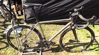 2016 Litespeed T-SL Titanium Bike - Walkaround - 2015 Eurobike Demo Day