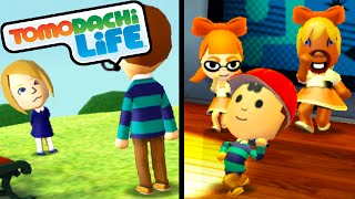 Tomodachi Life 3DS Mii-Lookalike Love, Finn's Ocean Song, Ness PK Rockin' Roll Walkthrough PART 54