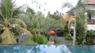 Pertiwi-Resort-&-Spa 4*, Ubud. Bali. Рекомендую!(Очень хороший отель! Спокойный, красивый! Территория большая, вся в зелени и цветах, два бассейна. Номера..., 2013-12-25T11:14:27.000Z)