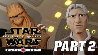 STAR WARS: THE FORCE AWAKENS PLAY SET (DISNEY INFINITY 3.0) - Part 2