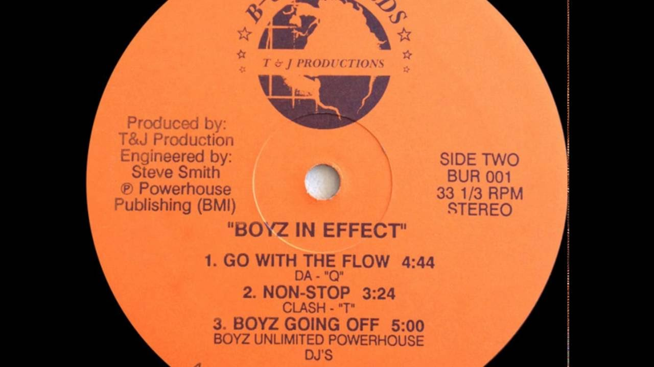 Various - Boyz In Effect album download