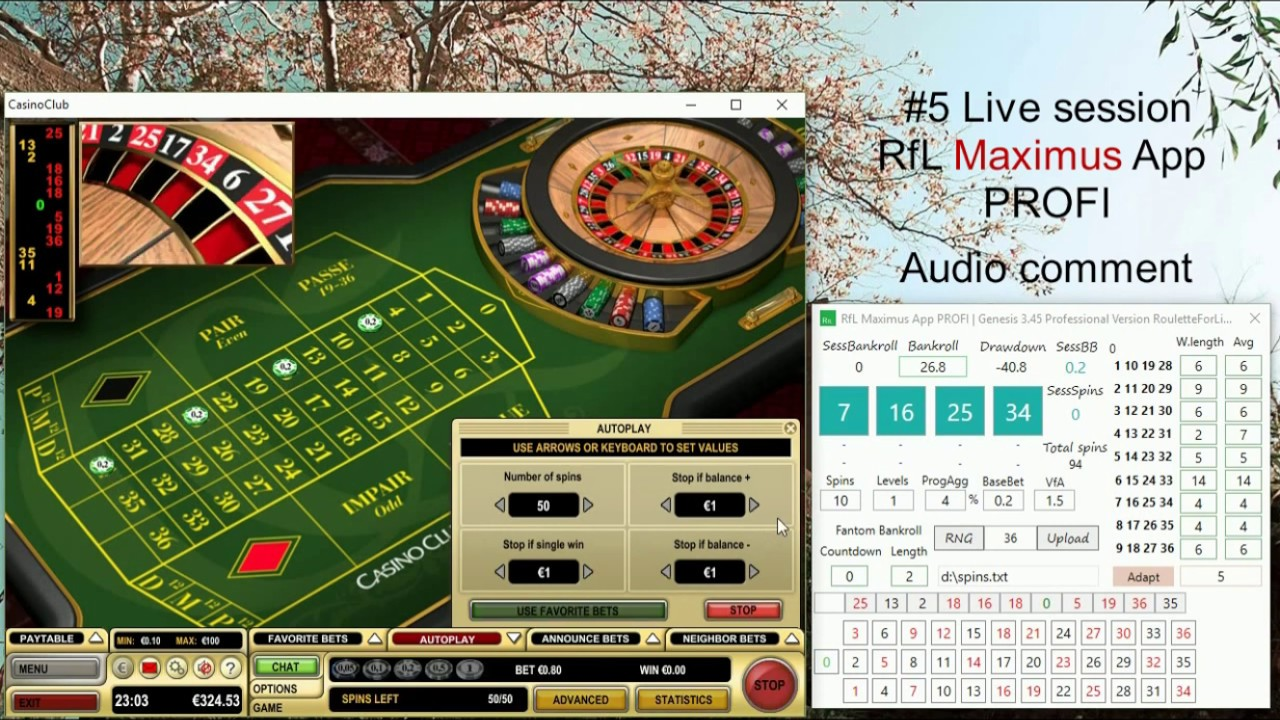 Casino Club Roulette Strategie
