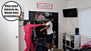 I'm Moving Out Prank On My GF😳... she flipped out*