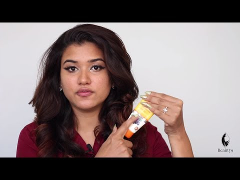 How To Apply Sunscreen On Face (Hindi)
