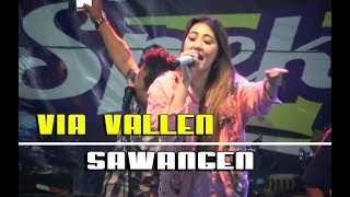 Gambar cover Via Vallen - SAWANGEN - Om Sera LIVE Alun - Alun Kutoarjo 2018