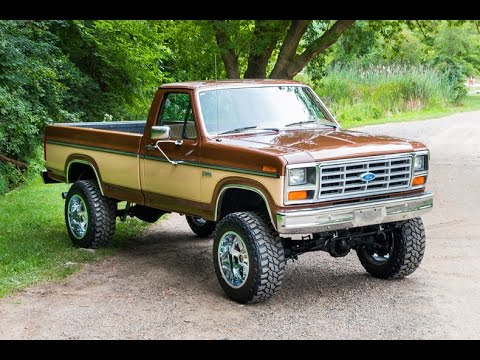 1985 Ford Pickup For Sale - YouTube