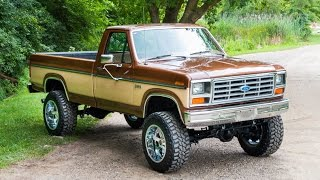 1985 Ford Pickup For Sale