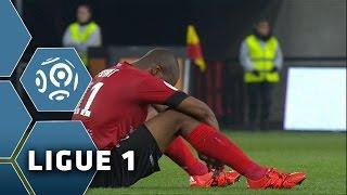 EA Guingamp - Stade de Reims (1-2) - Highlights - (EAG - REIMS) / 2015-16