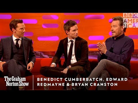 Thumbnail: Cumberbatch, Redmayne & Cranston's Best Pickup Lines - The Graham Norton Show