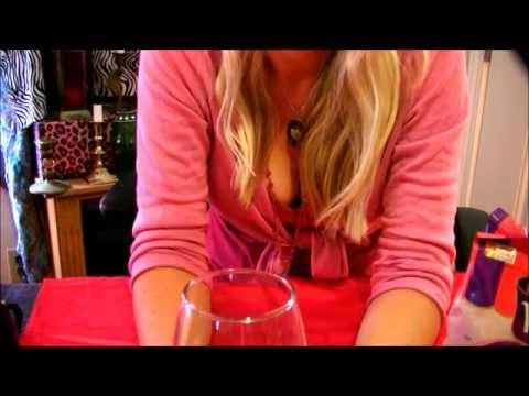 MERCI 600+ SUBS ~*~ Wine ~*~ Cookies ~*~ Tapping Crinkling (ASMR en francais/French)
