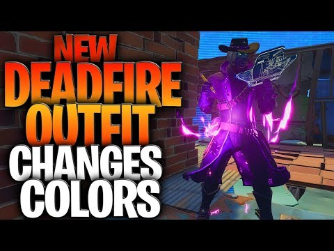 What Colors Do The Deadfire And Dark Shard Turn?  New