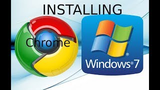 How to install Google Chrome browser on Windows 7 byNP