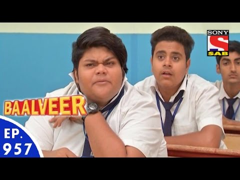 Baal Veer - बालवीर - Episode 957 - 8th April, 2016