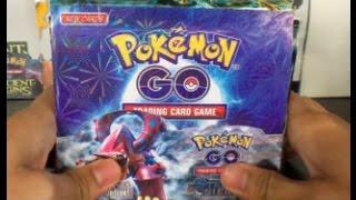 Fake Pokemon Booster Box!!!
