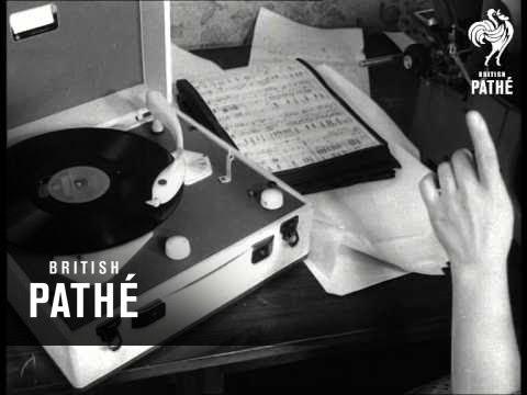 Typewriter For Music (1961)