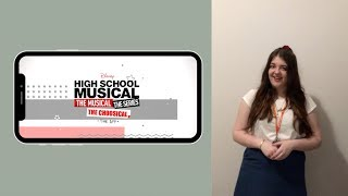 Rachel Amy Ritchie - HSMTMTS The Choosical: The App - (Full Sail GTS Pitch Project)