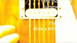 T.rex / One Inch Obelisk Rock / Usa Radio Promo