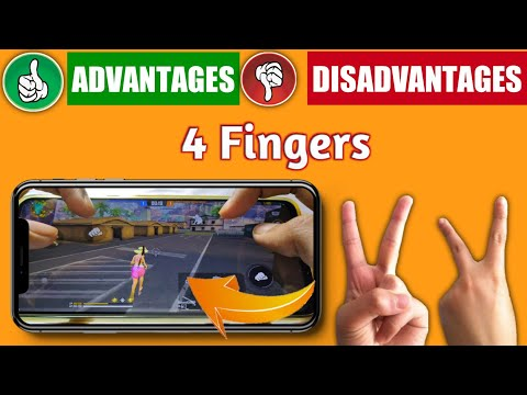 😃 Advantages & 😡 Disadvantages Playing With Four Finger (✌+✌) || Full Details