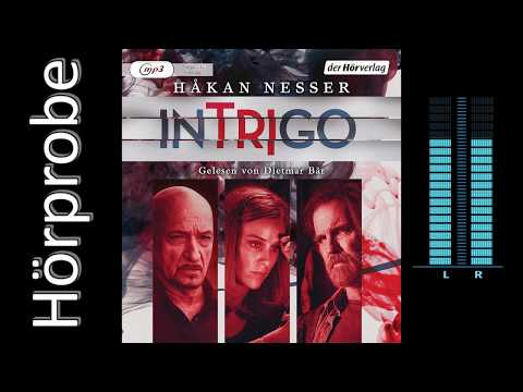 INTRIGO YouTube Hörbuch Trailer auf Deutsch