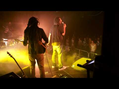 Raphael backed by Fireman Crew - Night Nurse [Gregory Isaacs Tribute] (Live at WUK Vienna 2014)