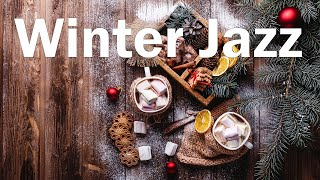 Winter JAZZ - Smooth Saxophone Jazz - Relaxing Jazz Music For Good Winter Mood