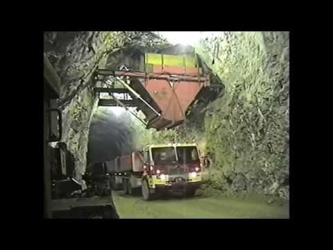 Underground: Elmwood Mine, Smith County, Tennessee 1997 - Part 1 Of 4