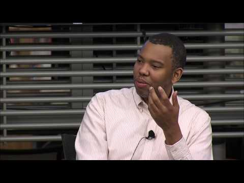 Ta-Nehisi Coates in Conversation with A.O. Scott and Anna Holmes