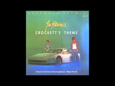 "Jan Hammer - Crockett's Theme (Extended 12"" Mix) [MASTER] HQ"