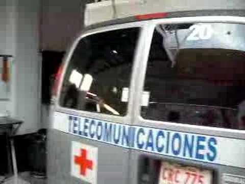 UNIDAD 020 TELECOM CRUZ ROJA COSTA RICA