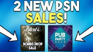 2 NEW PSN STORE SALES! PS4 Console Exclusive UPDATE!