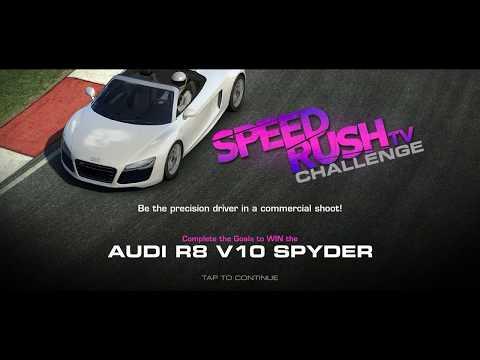 [Tutorial Game] Real Racing 3 SpeedRush TV Challenge Stage 1 Goal 1 until 3 thumbnail