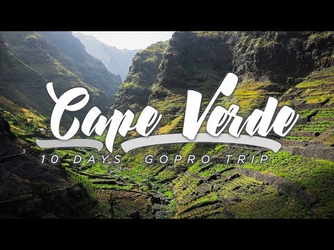 CAPE VERDE: a 10 Days GoPro Trip !