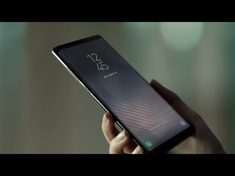 Samsung Galaxy Note 8 Official Ad
