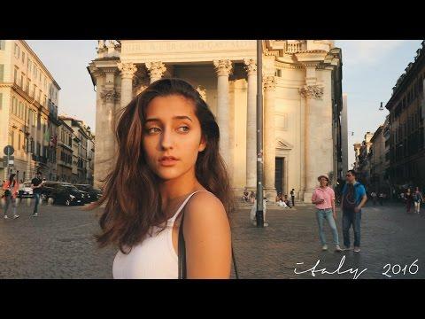 I T A L Y | Hailey Sani