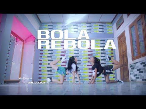 bola-rebola---tropkillaz,-j-balvin,-anitta- -wedance-academy-dance-video