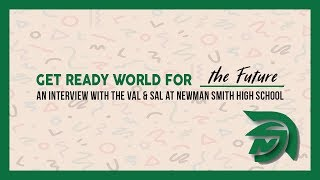 Interview with Valedictorian & Salutatorian | Newman Smith High School