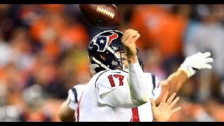Brock Osweiler Lowlights | BENCHED 3 Times in a PRESEASON Game! Dolphins vs Bucs Preseason Wk 1