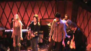 """The Damnwells - """"Golden Days""""(2) - Rockwood Music Hall - 09/02/10 - Late Show"""