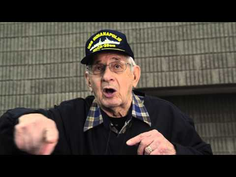 Edgar Harrell, USS Indianapolis Survivor
