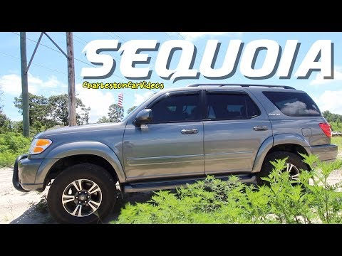 here s a toyota sequoia limited w 6inch lift 35 s full offroad review charlestoncarvideos 2019 youtube toyota sequoia limited w 6inch lift