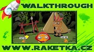 Monkey Go Happy Dragon - Návod - Walkthrough