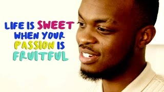 George the Poet - Passion Fruit