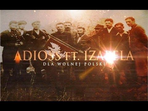 """Adioss ft. Izabela - Orle Serca """"Żołnierze Wyklęci"""" (Oficjalny teledysk)"""