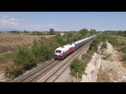 "Siemens ""Hellas Sprinter"" in Macedonia, Northern Hellas.(2012-2013 Compilation)"