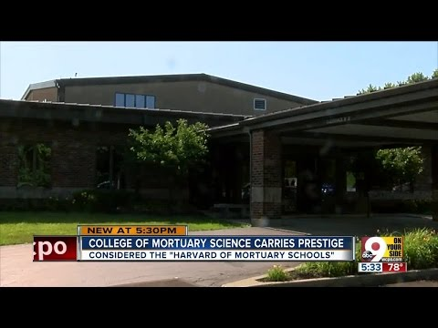 A Look at the College of Mortuary Science in Cincinnati